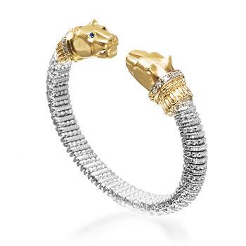Alwand Vahan JAGUAR Bracelet in 14K Gold and Diamonds - 22584D08