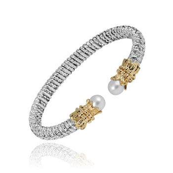 Vahan Pearl Bracelet - Alwand Vahan Pearl Bangle