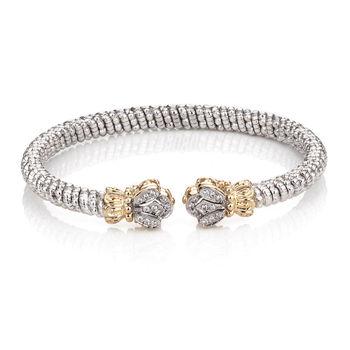Alwand Vahan Fleur de LIs Diamond Bracelet - Oohh La La!