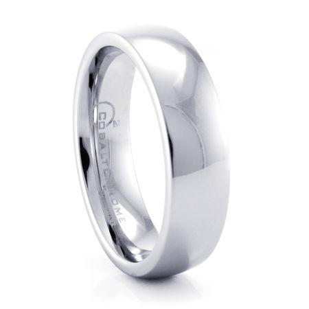 BENCHMARK Cobalt Chrome Ring Garrett