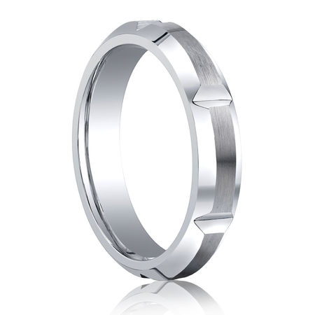 BENCHMARK Cobalt Mens Ring