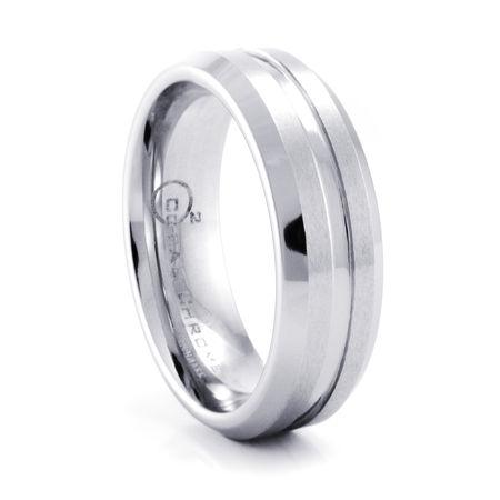 BENCHMARK Cobalt Chrome Ring Kalmin
