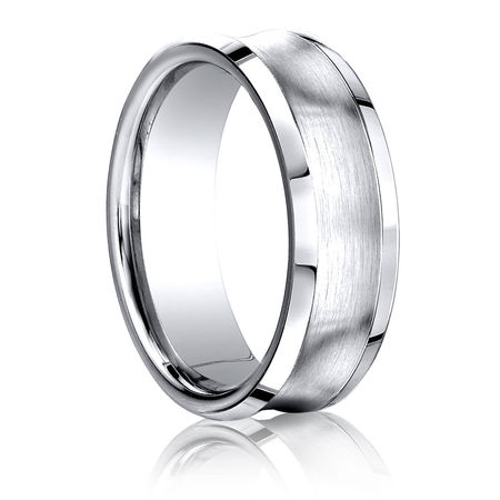 Cobalt Chrome Ring by Benchmark