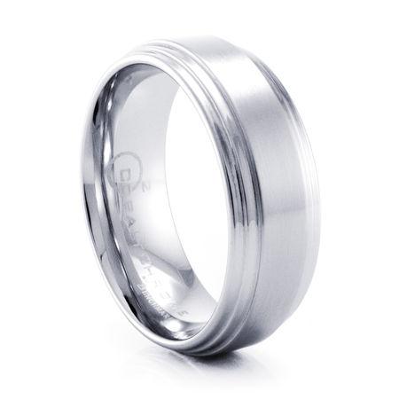 BENCHMARK Cobalt Chrome Ring Conley