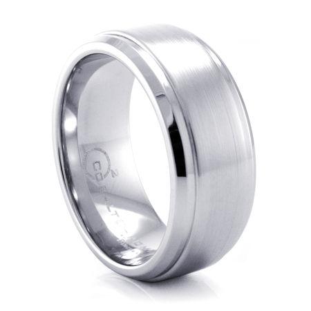 BENCHMARK Cobalt Chrome Ring Lorcan