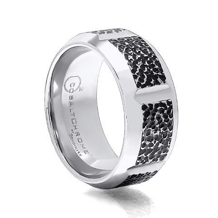 BENCHMARK Cobalt Mens Ring Peeta