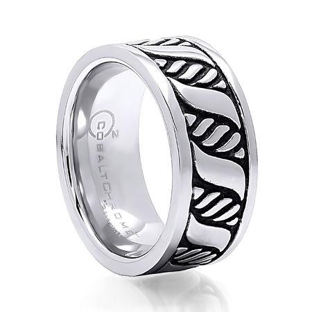 BENCHMARK Regalia Cobalt  Mens Ring