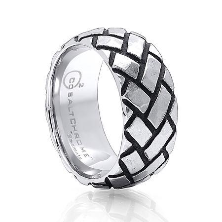 BENCHMARK Cobalt Chrome Ring Mason