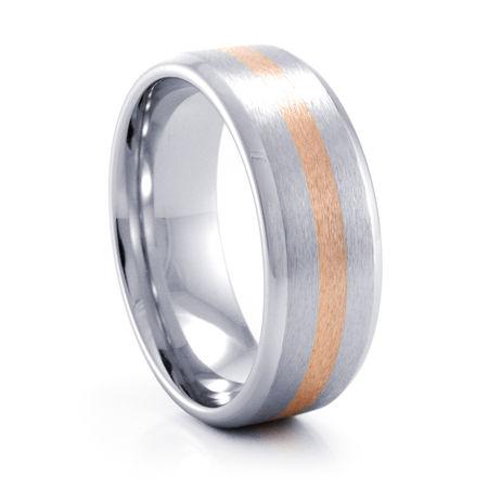 ELDEN Cobalt Chrome Ring by Heavy Stone Rings