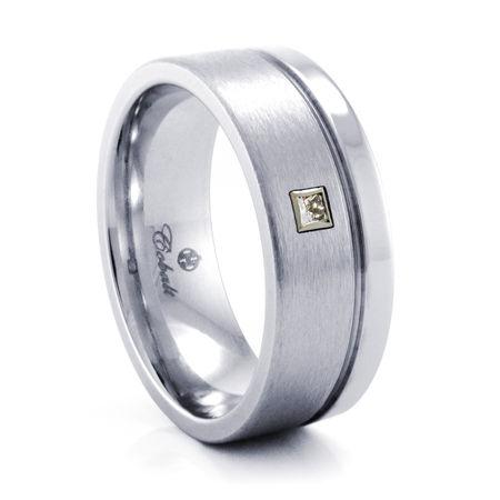 SINCLAIR Cobalt Chrome Ring
