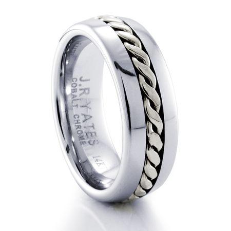 BANDALERO  Cobalt  Ring by J.R. YATES