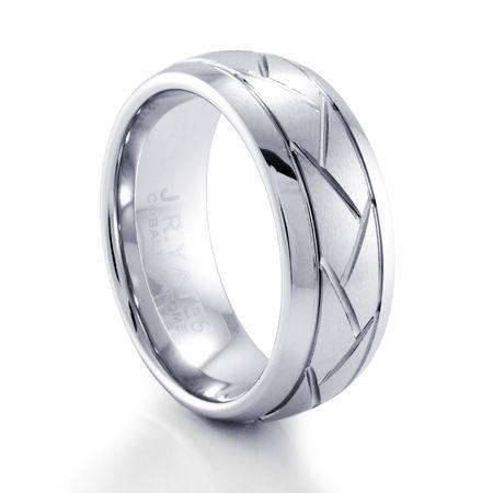 CHAD  Cobalt Ring by J.R. Yates