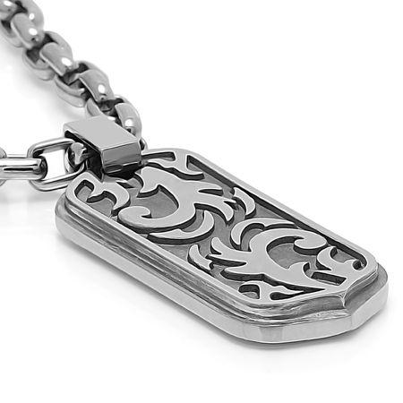 PALLAS Titanium Necklace