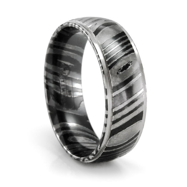 TIMOKU 7mm Wedding Band - Timoku Ring by Edward Mirell