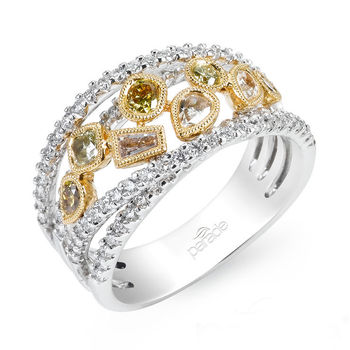Fancy Colored Diamond Ring by Parade - The Reverie Collection by Parade