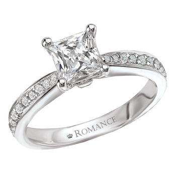 Princess Cut - Engagement Ring - Modesto