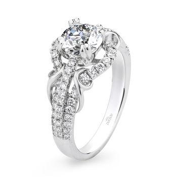 Lyria Vine Engagement Ring - Parade Engagement Ring