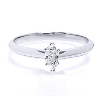 .42ct Marquise Diamond - F Color - VS1 Clarity - EGL USA