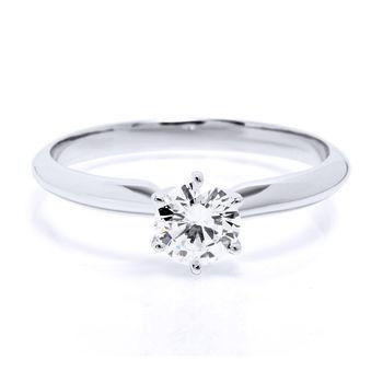 .44ct Round Brilliant Diamond - F Color - SI2 Clarity
