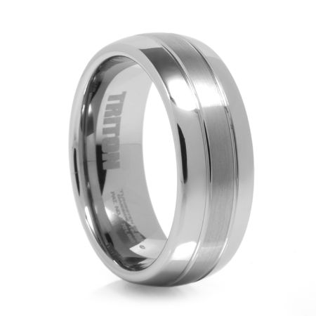 STANLEY Tungsten Carbide Ring by Triton