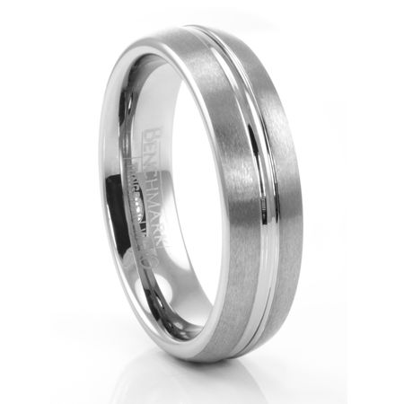 BENCHMARK Shilton Tungsten Ring