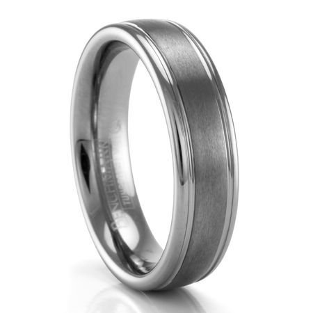 BENCHMARK HinckleyTungsten Ring