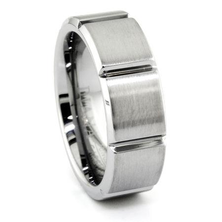 MATRIX Tungsten Ring by DIANA®