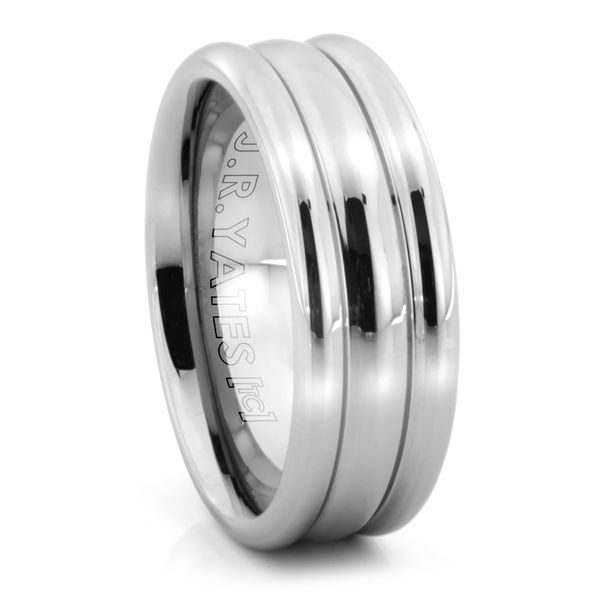 METRONE Tungsten Carbide Ring by J.R. YATES