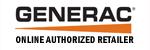 Generac Authorized Retailer