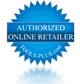 Authorized Retailer Logo