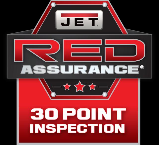 JET Red Assurance Logo
