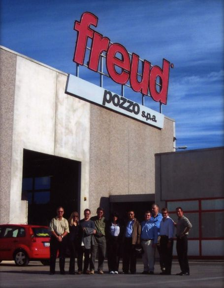 Picture of Freud Tools Factory