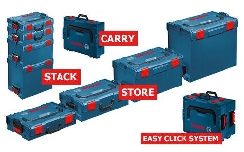 Bosch L-Boxx Storage System Image