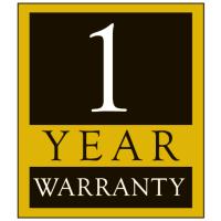 Jet 1 Year Warranty
