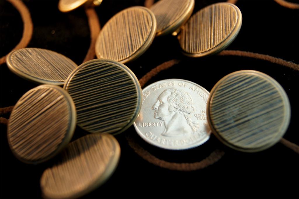 Designer Shank Metal Buttons