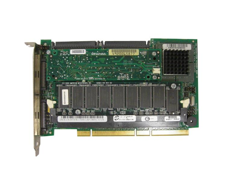Dell 047Jfr Raid Controller Dual