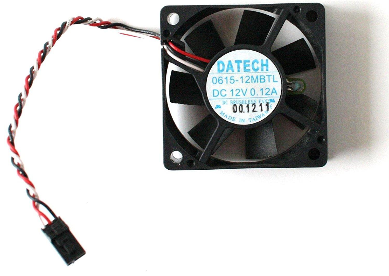 Datech 0615-12Mbtl Fan Dc12V .12A 3-Wire