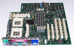 IBM Motherboard workstation