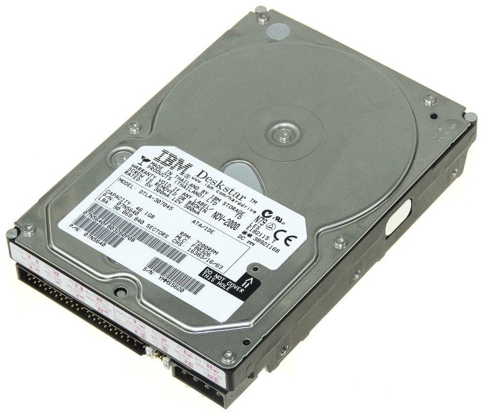 IBM 46.1GB 7200RPM 3.5