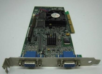 Dell 08068R Pci Video Card Dual