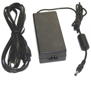HP 0950-3058 Ac Adapter 18.5W +5Vdc/2.5A +12Vdc/0.5A Round 8-Pin