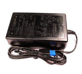 HP 0957-2093 Ac Adapter 32V 2500Ma With Cord Blue Tip