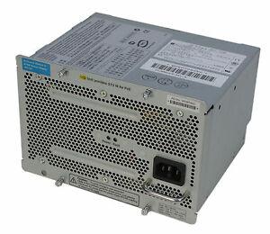 HP PROCURVE SWITCH ZL 875W POWER SUPPLY