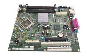 Motherboard for Optiplex GX745 Standard Desktop Sd Model