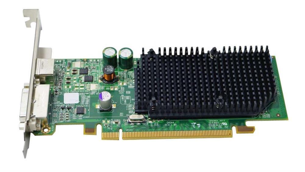 Dell ATI 0jw592 ati-102-a771 graphics card low profile