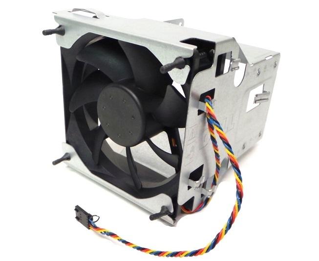 Genuine Dell Optiplex 960 980 CPU Fan Shroud Heatsink for Mini Tower 0N385R