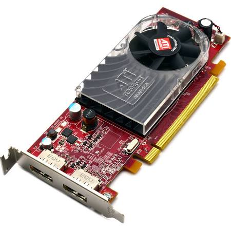 Dell Radeon B403 Graphic Card PCI-E 2x Display Port 102-B40319 0W