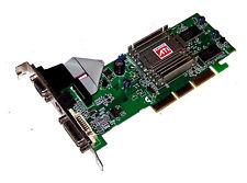 ATI SAPPHIRE Radeon 9250 256mb AGP Graphics Card Bulk Packed