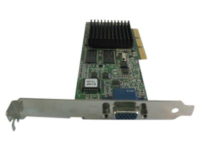 Ati 1027311602 Rage128 Pro Agp Video Card