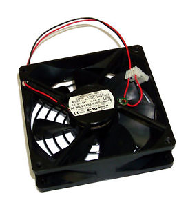 Compaq 103263-001 Fan Assy 12Vdc .56A 92Mm 2-Wire